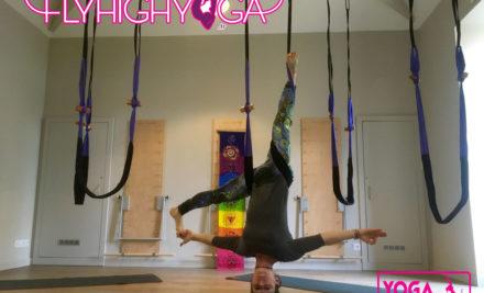 LES ATELIERS YOGA BIEN-ÊTRE de Yoga Vendée. Atelier 3. NOUVEAU. Cours FlyHigh…