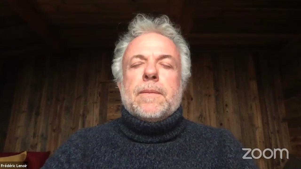 Regarder Sagesse en temps de crise Frédéric Lenoi
