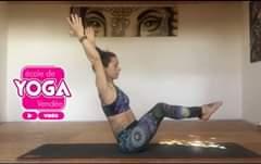 Spécial Chocolat…. Video yoga gratuite proposé par Maud et Yoga Vendée (petite…